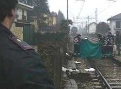 apertura treno venegono incidente