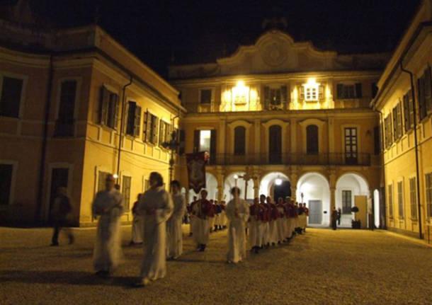 palazzo estense processione tettamanzi