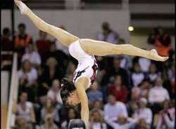 vanessa ferrari campionessa ginnastica artistica
