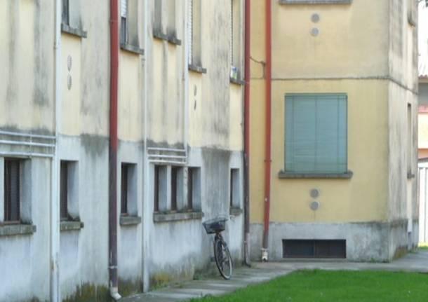 via perugia gallarate case popolari