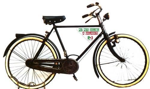 bicicletta elettorale edoardo guenzani