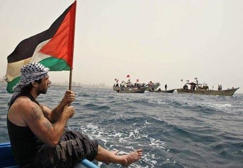 Da Gaza Vittorio Arrigoni su Facebook