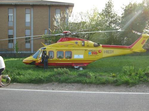 elicottero induno olona elisoccorso