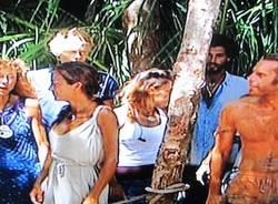 isola dei famosi puntata 12 aprile 2011 francesca fogar