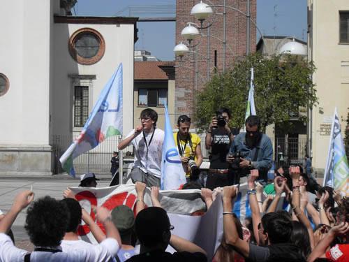 legalitalia manifestazione busto arsizio 11 aprile 2011