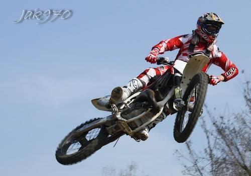 motocross ciglione aprile 2011