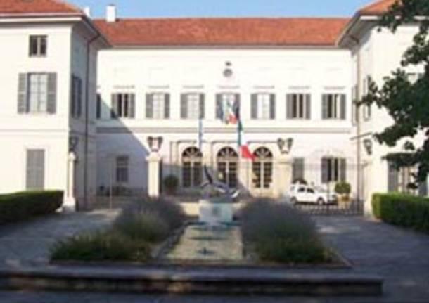 palazzo brambilla municipio castellanza