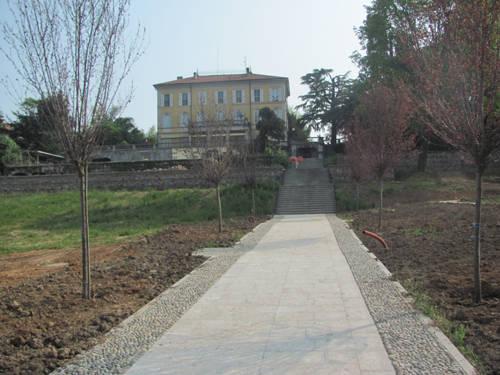 villa centenari tradate