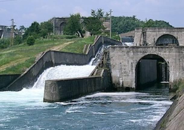 vizzola ticino comuni canale centrale elettrica