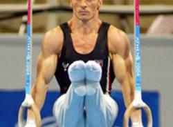 yuri chechi ginnastica artistica anelli