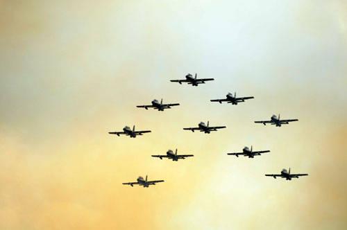 aermacchi airshow 2011 foto lettore luca magro