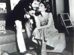 Alfredo Pellini con Mia Martini