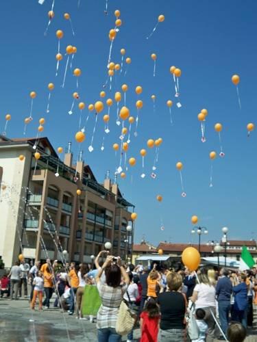 astuti malnate palloncini