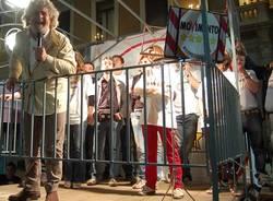 beppe grillo busto arsizio maggio 2011 movimento 5 stelle