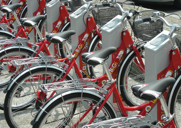 biciclette bike sharing