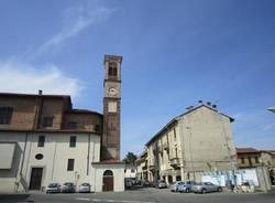 busto arsizio quartieri  piazza chiesa sacconago