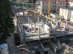 cantiere day center ospedale di varese poliambulatorio maggio 2011