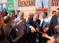 elezioni gallarate guenzani sindaco ballottaggio