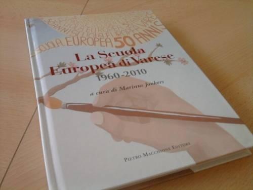 festa 50 anni scuola europea libro