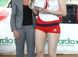 finali pallavolo femminile under 18 2011 vittoria prandi