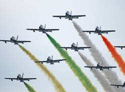 frecce tricolore airshow foto lettori 2011