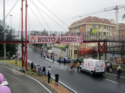 giro d'italia 2011 saronno busto arsizio