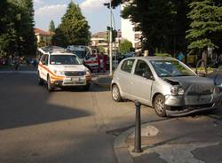 incidente busto arsizio via cadorna