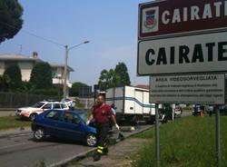 incidente cairate maggio 2011