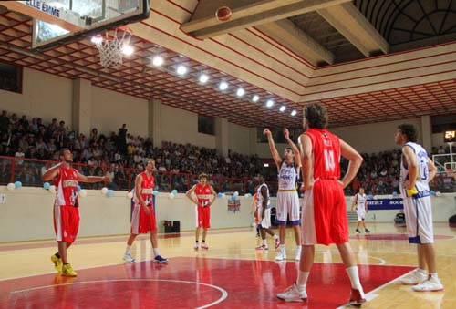 robur legnano prima gara play off maggio 2011 foto luca minotto