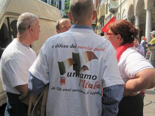 sciopero cgil 6 maggio 2011