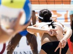 beach volley torneo angera