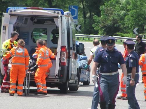incidente tangenziale varese giugno 2011