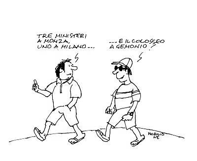 La vignetta di Morgione - 20/06/2011