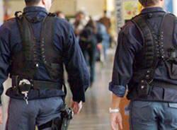 malpensa apertura polizia polaria