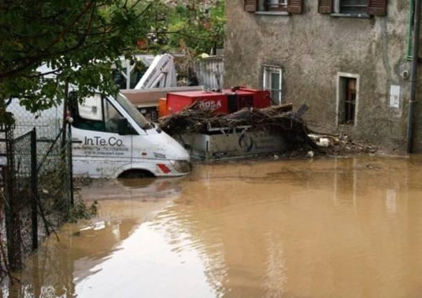 galleria alluvione 2009