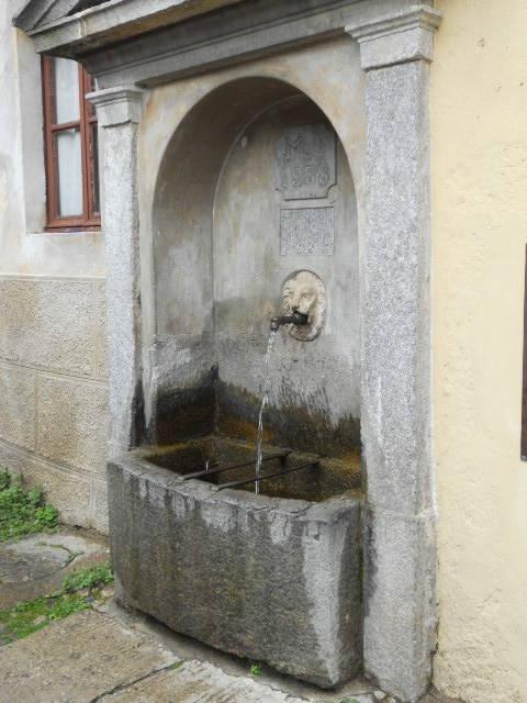 Acqua freschissima !
