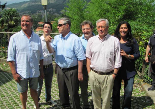 bossi tremonti 2011 gemonio