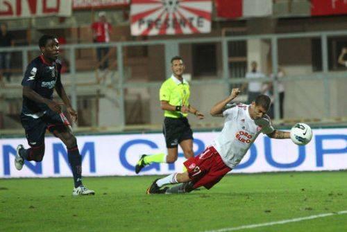 calcio varese crotone agosto 2011 De luca