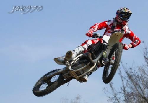 Davide Bonini mondiale motocross