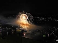 fuochi d'artificio laveno 2011 stefano reina