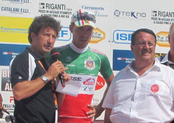 gran premio carnaghese ciclismo 2011 giovanni visconti