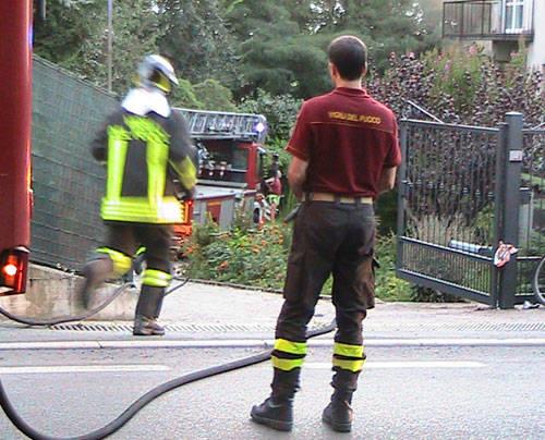 incendio morazzone 4 agosto 2011