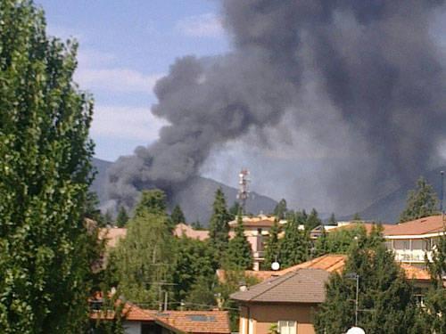 incendio ospedale 2011 seconda galleria