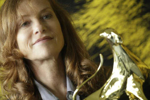 isabelle huppert locarno