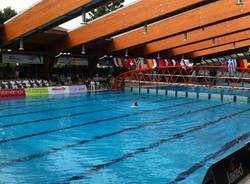 Le sincronette italiane vincono la coppa comen varesenews - Zero piscina busto ...