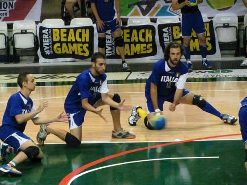 tchoukball saronno mondiali 2011