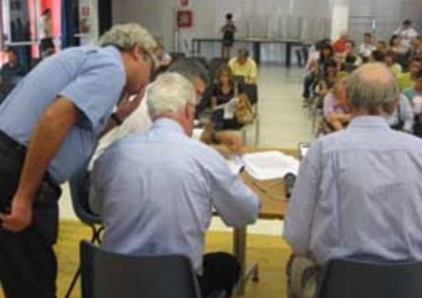 precari assegnazione cattedre scuola pellico varese 2011