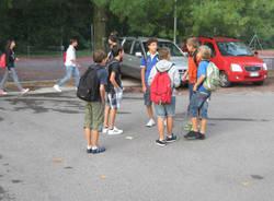scuola inizio anno 2011 2012 primo giorno studenti