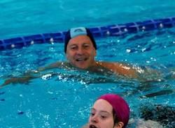 Da 36 anni cercano in acqua la via dell 39 integrazione - Bambini in piscina a 3 anni ...