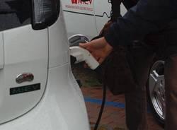 agesp distributore auto elettrica busto arsizio